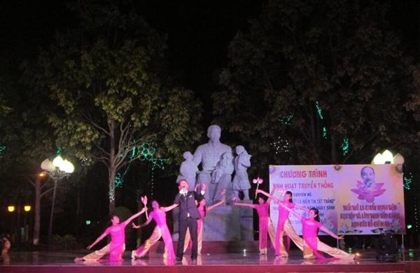 Thị Đoàn La Gi: thiết thực kỷ niệm 125 năm Ngày sinh Bác Hồ