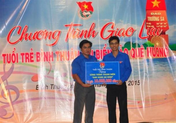 Tuổi trẻ Bình Thuận – Hành trình với biển, đảo quê hương năm 2015